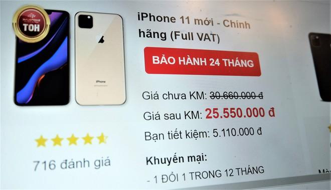 iPhone 11 đầu tiên về Việt Nam giá dự kiến gây bão, giá điều chỉnh còn bất ngờ hơn - Ảnh 3.