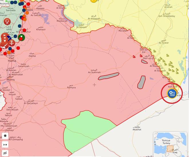 Mỹ, Israel liều lĩnh vượt lằn ranh đỏ tấn công Đông Syria - 2 máy bay UAV quân sự Israel bị bắn rơi liên tiếp - Ảnh 9.