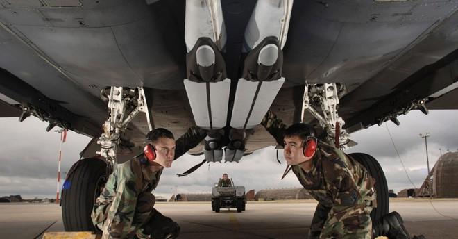 Chim ưng đêm F-117 tái xuất sau 11 năm loại biên: Tiết lộ bất ngờ? - ảnh 7