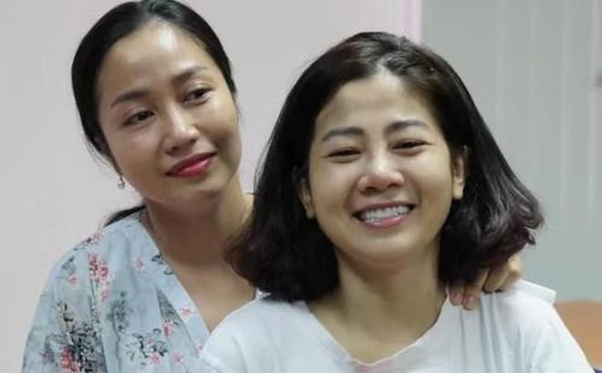 Diễn viên Mai Phương sụp cân, phải trợ thở bằng máy sau khi nhập viện