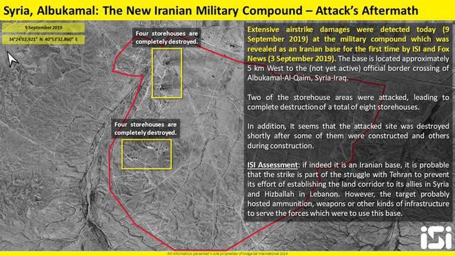 Mỹ, Israel liều lĩnh vượt lằn ranh đỏ tấn công Đông Syria - 2 máy bay UAV quân sự Israel bị bắn rơi liên tiếp - Ảnh 15.
