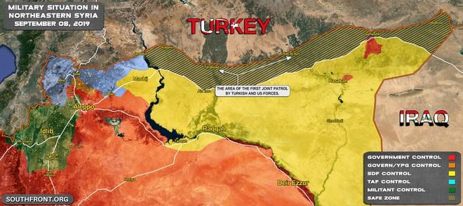 Mỹ, Israel liều lĩnh vượt lằn ranh đỏ tấn công Đông Syria - 2 máy bay UAV quân sự Israel bị bắn rơi liên tiếp - Ảnh 13.