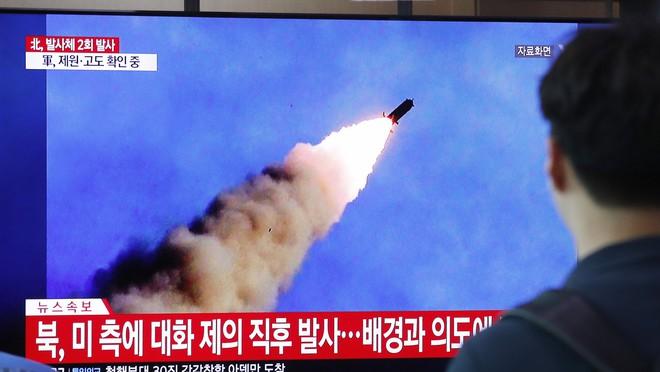 Mục tiêu cuối từ loạt vũ khí Triều Tiên vừa phóng: Sức ép mạnh tới Mỹ - ảnh 1