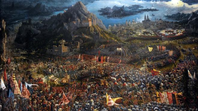 Nếu chưa biết tài dụng binh kiệt xuất của Alexander Đại đế, hãy xem trận đánh này của ông - Ảnh 5.