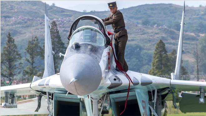 5 vị khách tiềm năng của MiG-35 Nga: Có 2 nước châu Á và 1 nước trên bờ vực chiến tranh với Mỹ - Ảnh 4.