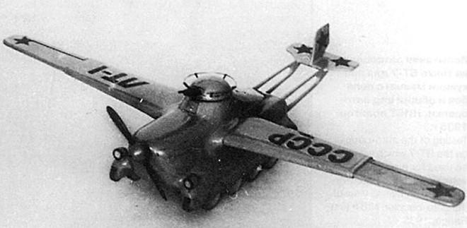 Những ý tưởng xe tăng độc đáo của Liên Xô chưa từng được sản xuất - ảnh 1