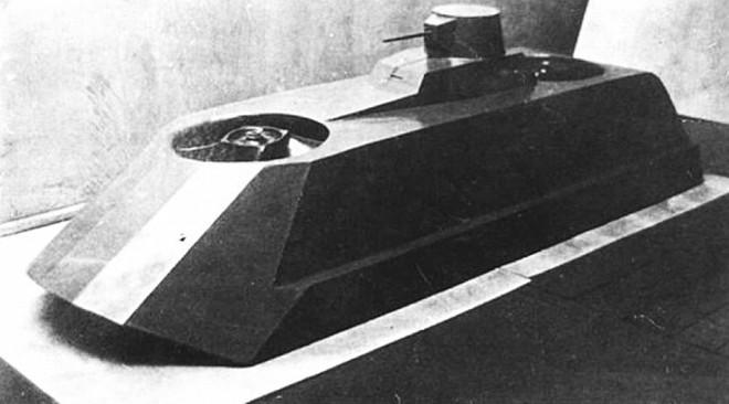 Những ý tưởng xe tăng độc đáo của Liên Xô chưa từng được sản xuất - ảnh 3