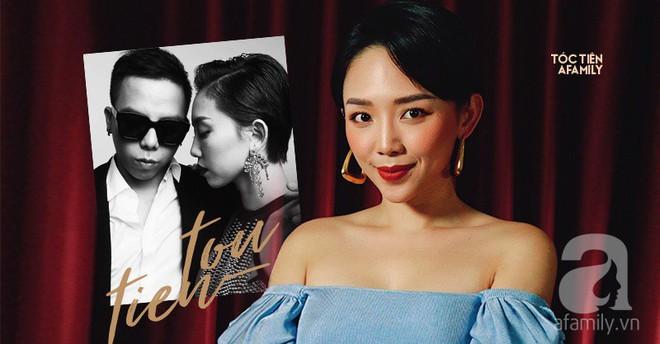 ĐỘC QUYỀN: Tóc Tiên lần đầu xác nhận đang yêu Hoàng Touliver, hẹn hò được gần 4 năm - Ảnh 1.