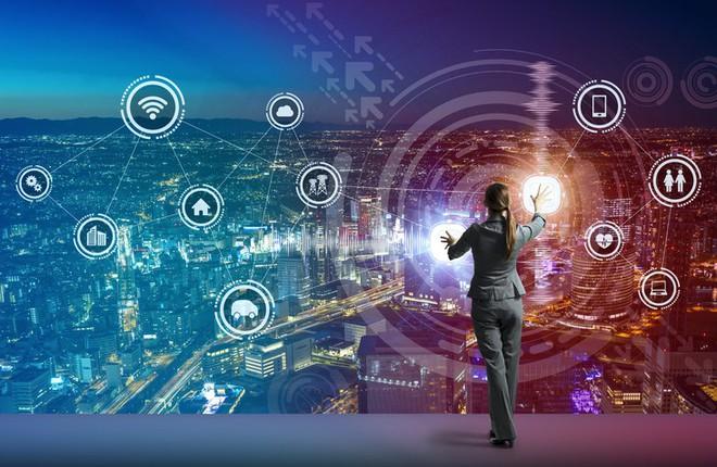 Trái tim của công nghiệp 4.0: Thời đại Internet bùng nổ và kết nối vạn vật - Ảnh 1.