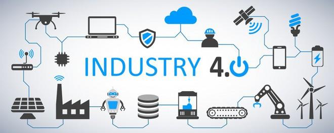 Trái tim của công nghiệp 4.0: Thời đại Internet bùng nổ và kết nối vạn vật - Ảnh 2.