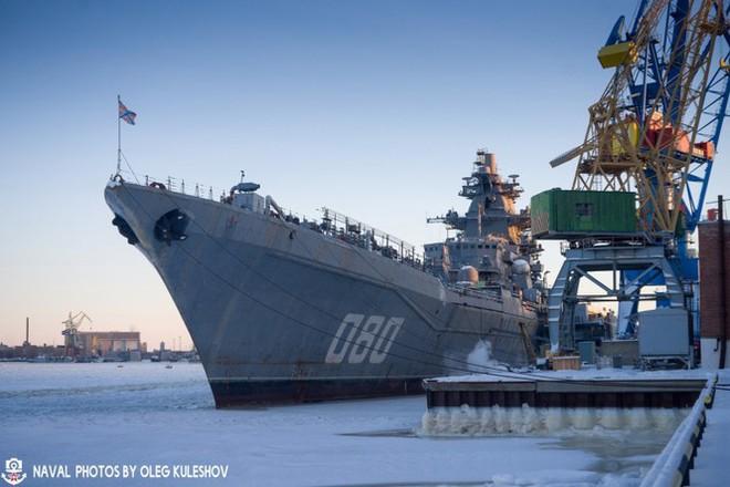 Khủng long của hải quân Nga trở lại với dàn vũ khí kinh người - ảnh 3
