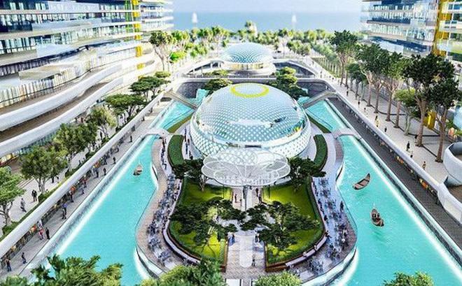 """Sunshine Marina Nha Trang Bay đạt giải """"Công trình mang tính biểu tượng phát triển xuất sắc nhất 2019"""""""