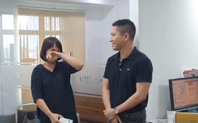 Nữ nhân viên văn phòng ở Hà Nội bất ngờ được sếp tặng quà trị giá gần 1 tỷ đồng