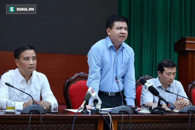 Phó Ban Tuyên giáo Hà Nội nêu lý do hoãn họp báo về vụ cháy Rạng Đông - Ảnh 1.