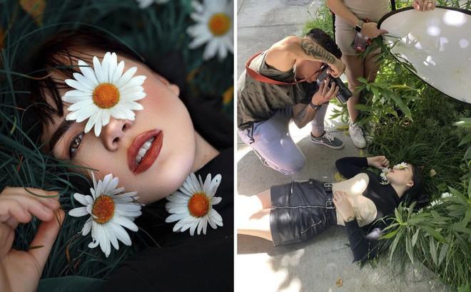 """Nhiếp ảnh gia phơi bày sự thật đằng sau những bức ảnh """"hoàn hảo"""""""