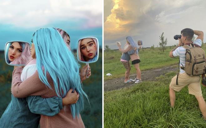 Nhiếp ảnh gia phơi bày sự thật đằng sau những bức ảnh hoàn hảo - Ảnh 12.