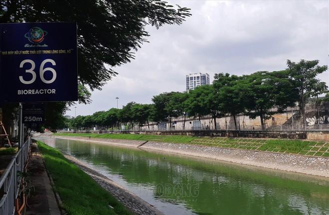 Mưa lớn kéo dài có ảnh hưởng đến dự án làm sạch sông Tô Lịch? - Ảnh 2.