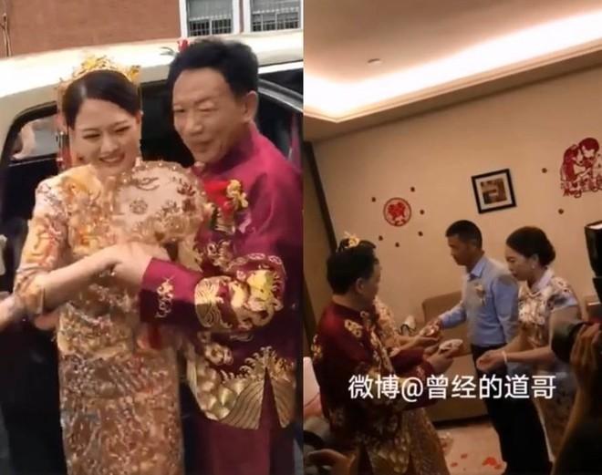 Đám cưới của cô dâu 26 chú rể 62 gây sốc, nhưng điều đáng chú ý là biểu cảm của mẹ vợ - Ảnh 2.