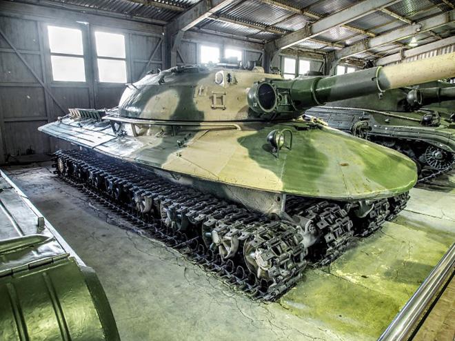 Những ý tưởng xe tăng độc đáo của Liên Xô chưa từng được sản xuất - ảnh 4