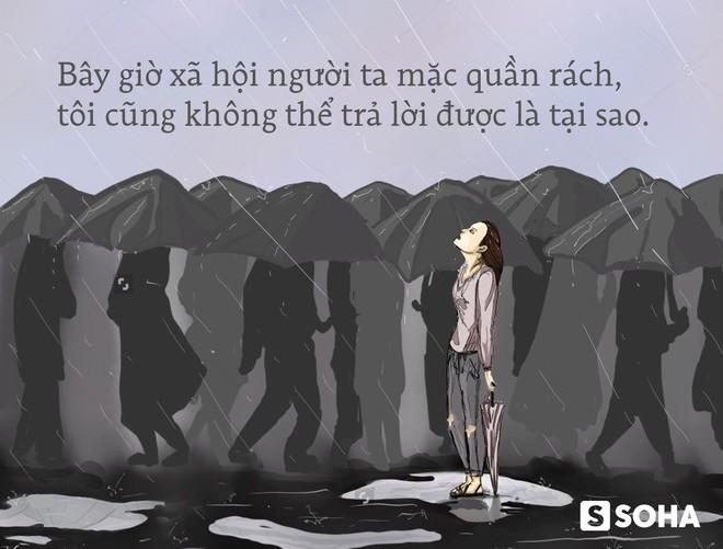 Tương lai mịt mù và đơn độc của một cô gái ngoan - Ảnh 3.