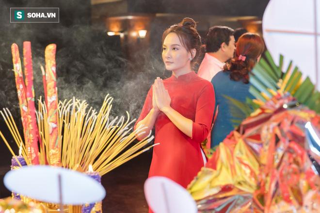 NSƯT Chí Trung, Bảo Thanh, Thu Quỳnh và nhiều nghệ sỹ nổi tiếng dâng hương giỗ Tổ nghề - Ảnh 8.