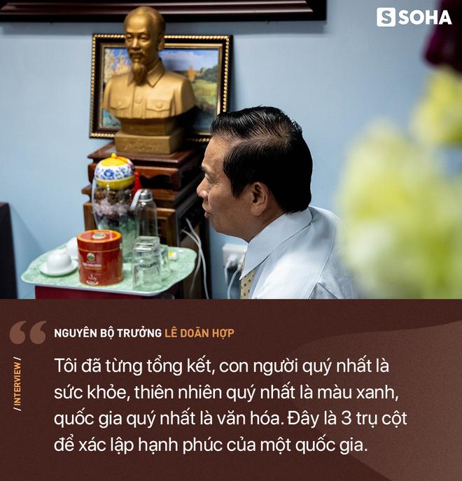 7 lời khuyên về sức khỏe của Đại tướng Võ Nguyên Giáp và bí quyết sống khỏe của Nguyên Bộ trưởng Lê Doãn Hợp - Ảnh 14.