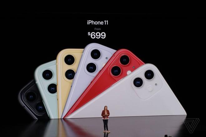 Apple ra mắt 3 điện thoại mới: iPhone 11, 11 Pro và 11 Pro Max - Ảnh 4.