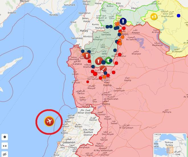 Su-35 Nga truy cản chiến đấu cơ Israel, bẻ gãy đợt tấn công lớn vào Syria - Bị tập kích, TTg Netanyahu khẩn cấp xuống hầm tránh bom - Ảnh 4.