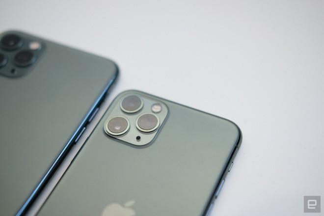 Trên tay iPhone 11 Pro và 11 Pro Max: Nhiều camera hơn, thú vị hơn - Ảnh 2.