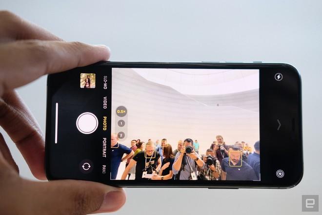 Trên tay iPhone 11 Pro và 11 Pro Max: Nhiều camera hơn, thú vị hơn - Ảnh 6.