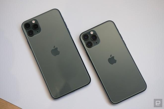 Trên tay iPhone 11 Pro và 11 Pro Max: Nhiều camera hơn, thú vị hơn - Ảnh 1.