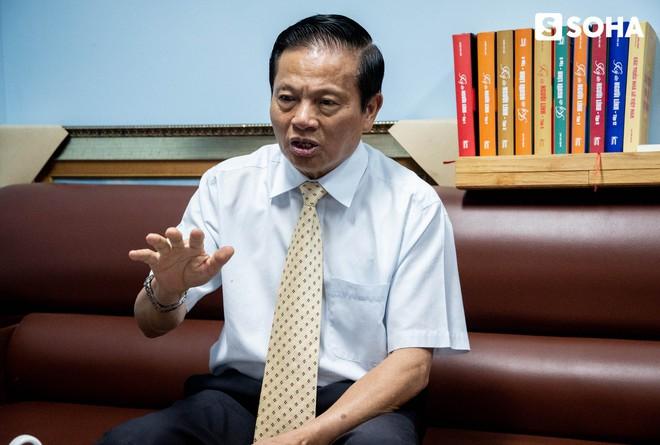 7 lời khuyên về sức khỏe của Đại tướng Võ Nguyên Giáp và bí quyết sống khỏe của Nguyên Bộ trưởng Lê Doãn Hợp - ảnh 9
