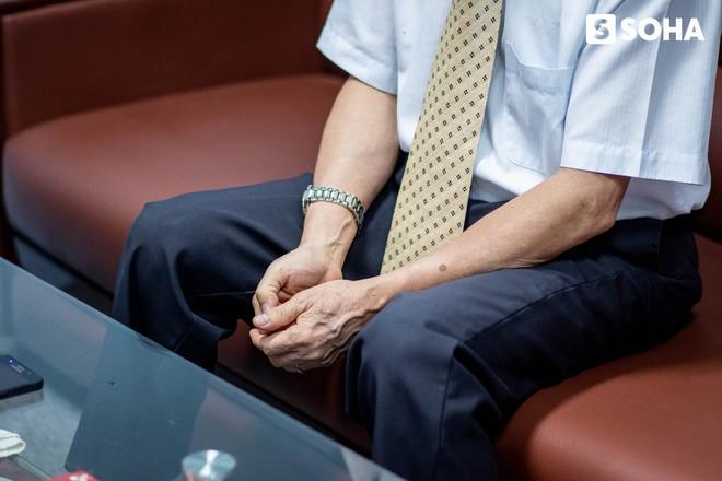 7 lời khuyên về sức khỏe của Đại tướng Võ Nguyên Giáp và bí quyết sống khỏe của Nguyên Bộ trưởng Lê Doãn Hợp - ảnh 14