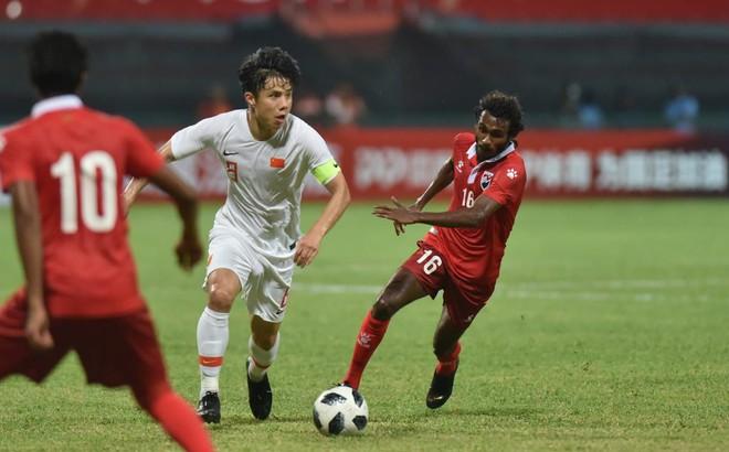 """Trung Quốc đại thắng; """"bại tướng"""" của Việt Nam tạo nên bất ngờ lớn tại vòng loại World Cup"""