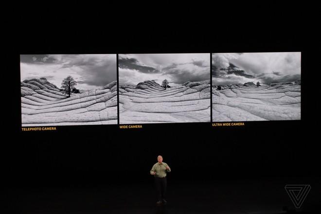 Apple ra mắt 3 điện thoại mới: iPhone 11, 11 Pro và 11 Pro Max - Ảnh 8.