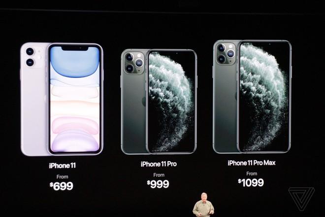 Apple ra mắt 3 điện thoại mới: iPhone 11, 11 Pro và 11 Pro Max - Ảnh 11.