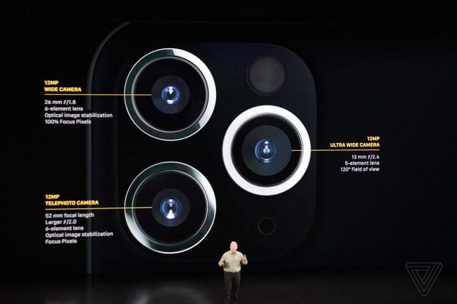 Apple ra mắt 3 điện thoại mới: iPhone 11, 11 Pro và 11 Pro Max - Ảnh 7.