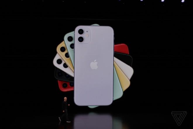 Apple ra mắt 3 điện thoại mới: iPhone 11, 11 Pro và 11 Pro Max - Ảnh 1.