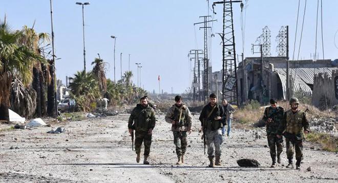 1/3 dân số thất thoát vì chiến tranh: Kịch bản Palestine 2.0  và hiểm họa rình rập Syria - Ảnh 1.