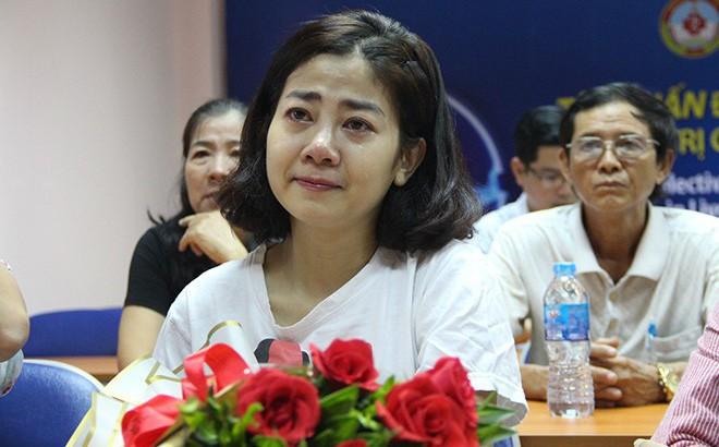 Ốc Thanh Vân tiết lộ tình hình của Mai Phương sau khi quay lại viện điều trị ung thư