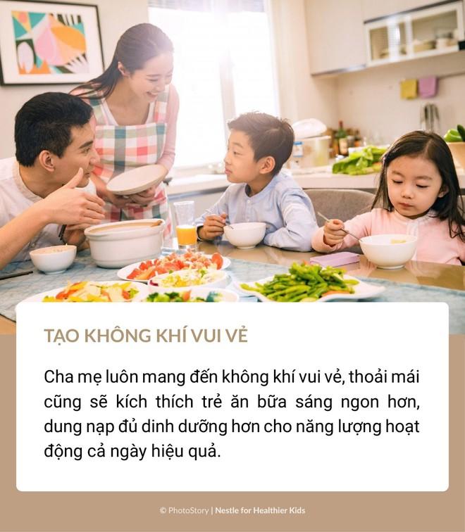 Bí quyết để trẻ ăn sáng với niềm hứng khởi chứ không phải cảm giác bị ép uổng - Ảnh 5.