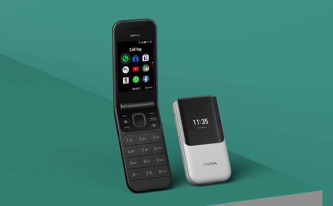 Ngày mai, chiếc điện thoại nắp gập cổ điển giá rẻ của Nokia chính thức lên kệ