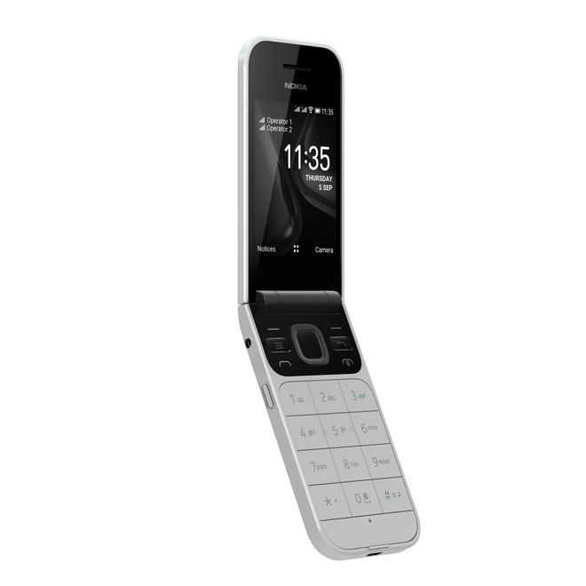 Ngày mai, chiếc điện thoại nắp gập cổ điển giá rẻ của Nokia chính thức lên kệ - Ảnh 1.