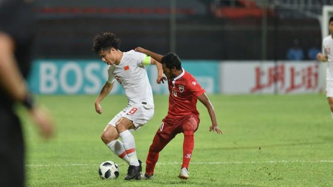 Trung Quốc đại thắng; bại tướng của Việt Nam tạo nên bất ngờ lớn tại vòng loại World Cup - Ảnh 1.