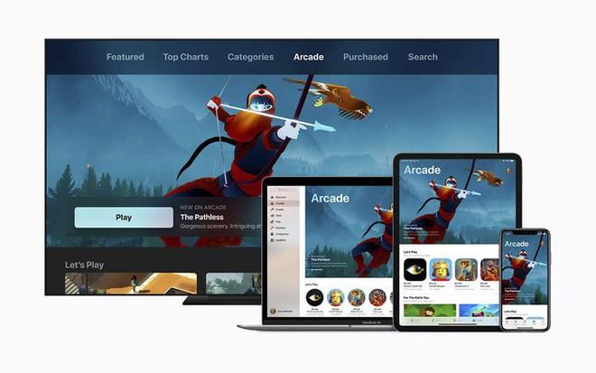 Apple ra mắt dịch vụ chơi game thoải mái, giá mỗi tháng bằng ba tô phở - Ảnh 1.
