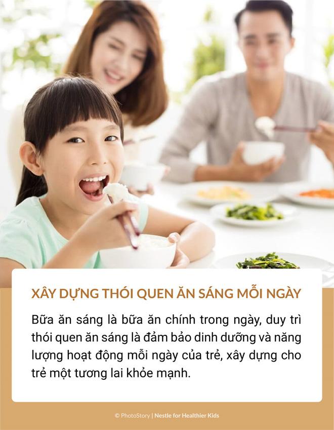 Bí quyết để trẻ ăn sáng với niềm hứng khởi chứ không phải cảm giác bị ép uổng - Ảnh 1.