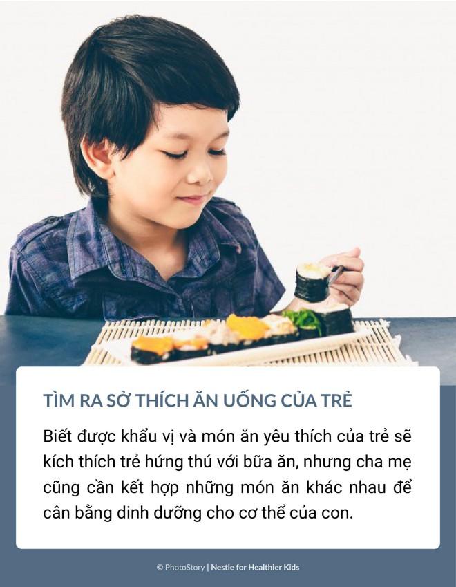 Bí quyết để trẻ ăn sáng với niềm hứng khởi chứ không phải cảm giác bị ép uổng - Ảnh 2.