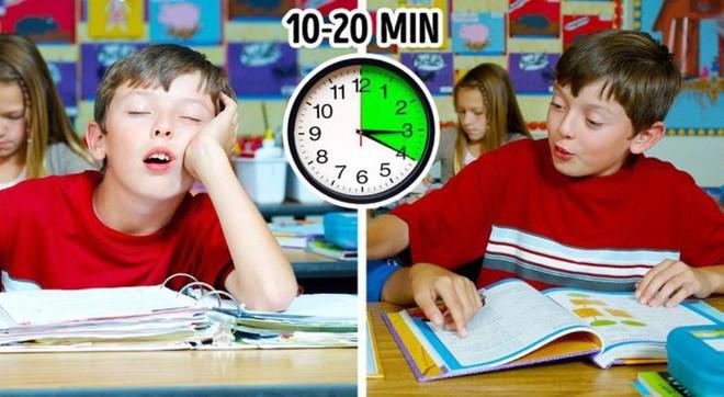 Ngủ trưa bao nhiêu phút để cải thiện sức khỏe? - Ảnh 1.