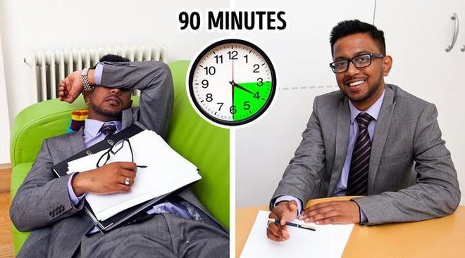 Ngủ trưa bao nhiêu phút để cải thiện sức khỏe? - Ảnh 2.