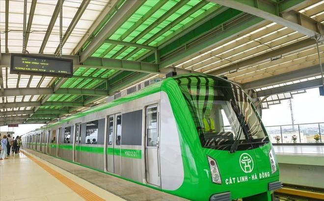 Bộ GTVT lại cam kết sớm đưa đường sắt Cát Linh - Hà Đông vào vận hành
